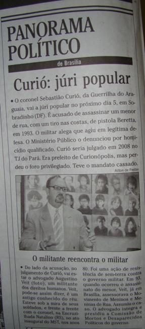 O Globo, 29/05/2009