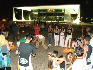 """Manifestação cultural de quem é chamado por Gilmar de """"sujeito da esquina"""""""