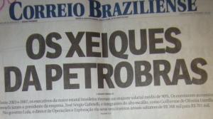"""""""Os xeiques da Petrobrás"""""""