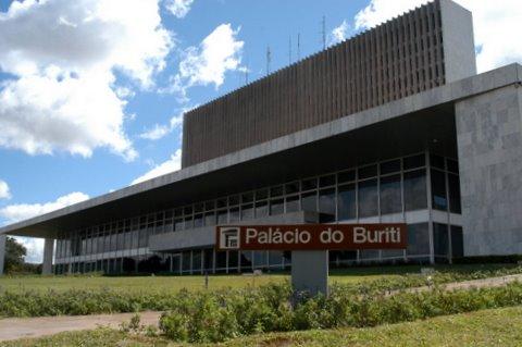 Palácio do Buriti: tudo converge para cá