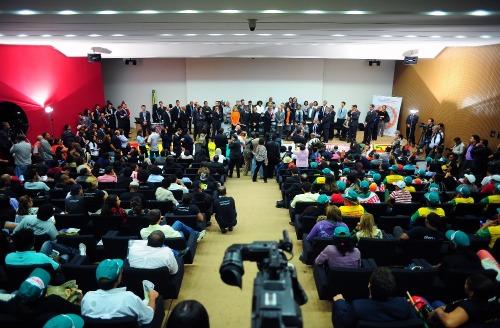 Na mão do PSC, a CDHM realizará algum evento do movimento negro para discutir, por exemplo, a diversidade religiosa? (Foto: Saulo Cruz/Câmara)