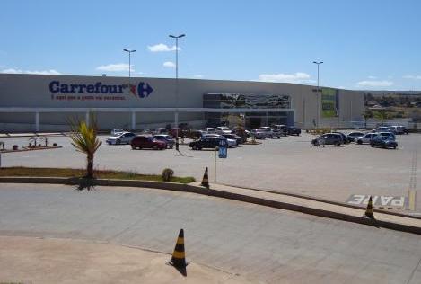 Carrefour em Brasília