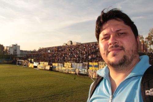 Mais do que uma partida de futebol (Foto: Rogério Tomaz Jr.)