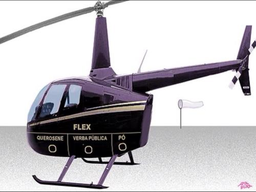 Helicóptero TRIFLEX