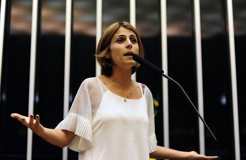 Manuela D'Ávila não se cala diante do machismo (Foto: Gustavo Lima/Agência Câmara)