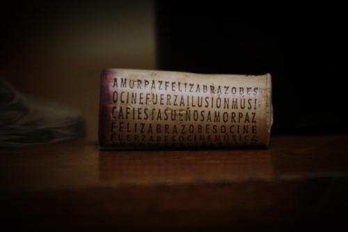 Rolha do vinho El Arte de Vivir