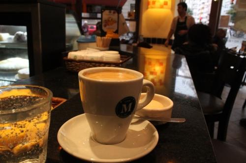 Café Martinez (Foto: Rogério Tomaz Jr.)
