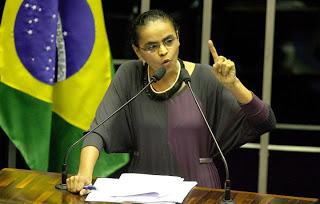 Marina Silva no Senado