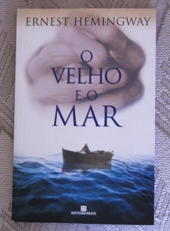 """""""O velho e o mar"""", não mais do que três noites para ser lido"""