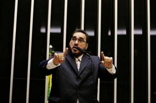 Amauri Teixeira (Foto: Gustavo Bezerra/PT na Câmara)